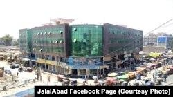 گوشۀ از شهر جلال آباد