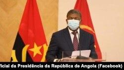 João Lourenço, na abertura do ano judicial 2021, Luanda, Angola