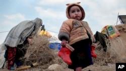 ملل متحد می گوید که بیش از ۶۸۳ هزار نفر در افغانستان در اثر جنگ و ناامنی بیجاشده است