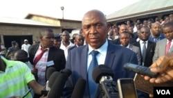 Rwasa Agathon ni we arongoye umugambwe wa politike CNL.