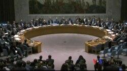 安理會一致譴責北韓發射導彈