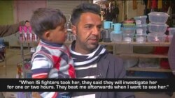 Iraqi Man Says IS Stoned His Wife on False Prostitution Charges