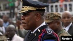 Michel-Ange Gedeon, Direktè Polis Nasyonal Ayiti a, PNH.