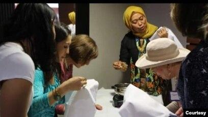 Ratna Cary menggelar workshop di berbagai kota dan institusi di AS. (Foto: Ratna Cary)