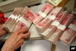 瑞信证券:中国债务占GDP的比例高达166%