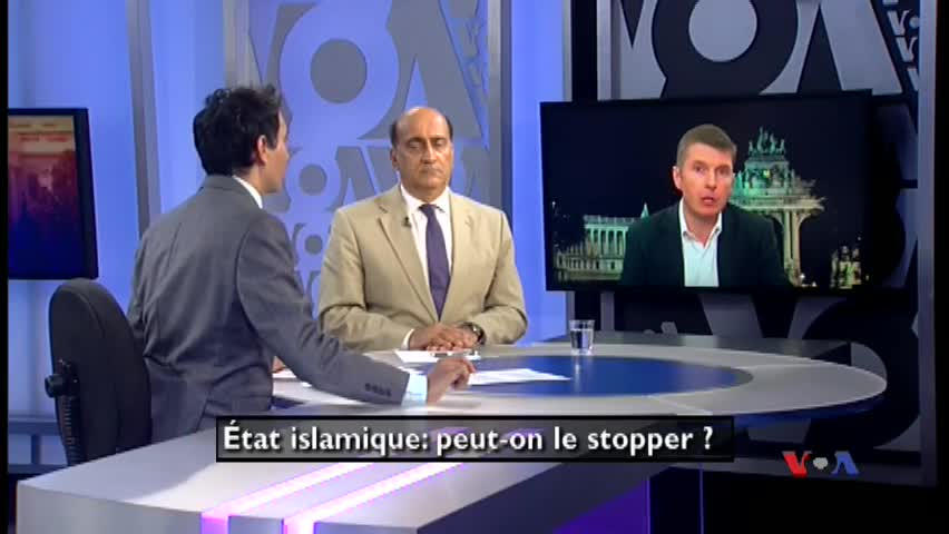 Washington Forum : peut-on stopper l'État islamique ?