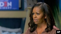 Eski First Lady Michelle Obama
