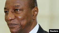 Tổng thống Guinea Alpha Conde