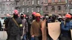 烏克蘭總統要與反對派會談