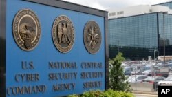 FILE - The National Security Agency (NSA) campus in Fort Meade, Maryland, is shown June 6, 2013.