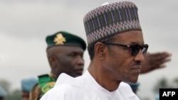 Muhammadu Buhari, le président du Nigeria