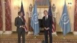 ԱՄՆ պետքարտուղար Էնթոնի Բլինքենը Պետդեպարտամենտում հանդիպում է ունեցել Ատոմային էներգիայի միջազգային գործակալության գլխավոր տնօրենի հետ