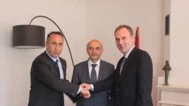 Kosovë: Koalicioni – VV përpjekje për marrëveshje