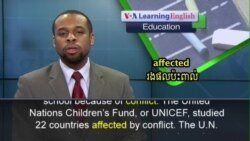 Conflict Keeps 24 Million Children out of School
