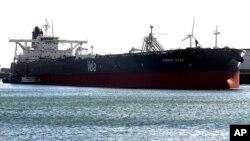 지난 2008년 소말리아 해적에 납치된 사우디아라비아 유조선 '시리우스 스타(Sirius Star)'호. (자료사진)