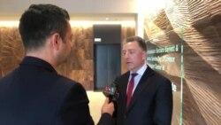 Вокер: Се уште може да се изоди патот кон ЕУ и НАТО и да се усвои Договорот со Грција.