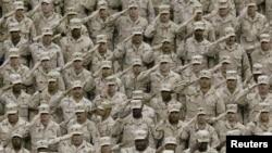 El presidente Barack Obama subrayó que las últimas tropas abandonaron Irak en 2011 con la cabeza en alto.