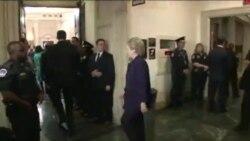 Хиллари Клинтон: показания в Конгрессе