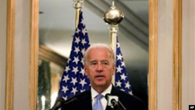 U.S. Vice President Joe Biden (file photo)
