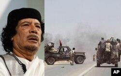 L'opposition libyenne annonce l'arrestation d'un fils de Khadafi