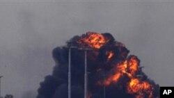 تقسیم بندی بین اتحادیه اروپا برسر چگونگی حمله هوایی برلبییا