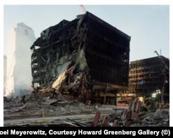 Руины ВТЦ-4. Фото: Joel Meyerowitz, Courtesy Howard Greenberg Gallery
