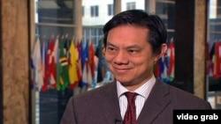 Hojt Ji, zamenik pomoćnika državnog sekretara SAD za Centralnu i Jugoistočnu Evropu