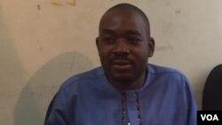 Mutungamiri weMDC Alliance VaNelson Chamisa
