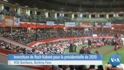 Burkina jamana Kuntigui Roch Kabore beniw kanbo tuguni Kalata nataw 2020