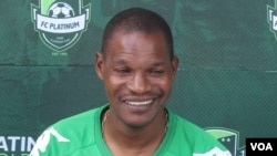FC Platinum head coach Norman Mapeza