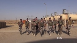 Kurdish Peshmerga Force Secures Kirkuk, Its Oil