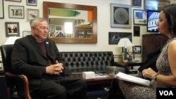 US-Uzbekistan-Congressman Rohrabacher-Interview-Navbahor-Imamova ORIGINAL