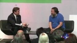 艾未未希望他的艺术能改变中国