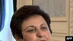 شیرین عبادی شرایط حقوق بشر در ایران را مورد انتقاد قرار داد