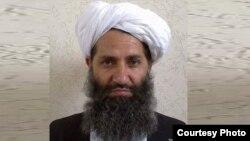 Pemimpin baru Taliban, Mullah Hibatullah Akhundzada.