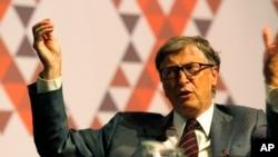 Bill Gates, Durban, 20 juillet 2016