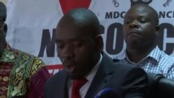 Zimbabwe Opposition Leader Says He is the Legitimate Leader of Zimbabwe