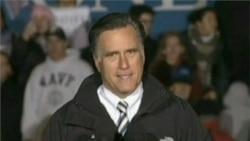 ທ່ານ Obama ກັບທ່ານ Romney ຍັງໄປຫາສຽງ ຢູ່ລັດທີ່ມີຄະແນນສູສີກັນ ໃນມື້ກ່ອນວັນເລືອກຕັ້ງ
