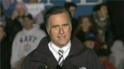 Obama, Romney Head to Key States on Election Eve