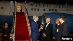 Američki državni sekretar Džon Keri boravi u poseti Laosu