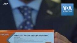 Le vaccin chinois COVID-19 commence les tests finaux au Brésil