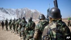 فرمانده ناتو در هلمند گفت که سربازان افغان قادر به تامین امنیت و دفاع از آن ولایت اند.