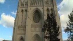 Molitva muslimana u petak u Nacionalnoj Katedrali, u Washingtonu
