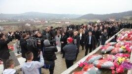 Shënohet përvjetori i ngjarjeve në Reçak