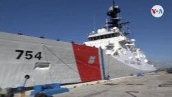 Guardia Costera de EE.UU. decomisa drogas en el Caribe