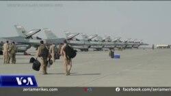 Trupat amerikane lënë aeroportin e Bagramit në Afganistan