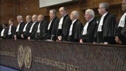 ICJ Serbia Croatia VOSOT