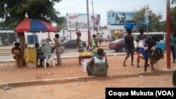 Zungueiras em Luanda