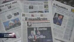 Euro u padu zbog italijanske krize