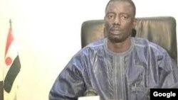 Mr. Morou Amadou kakakin gwamnatin kasar Nijer kuma ministan shari'a